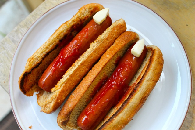 severed fingers turkey dogs