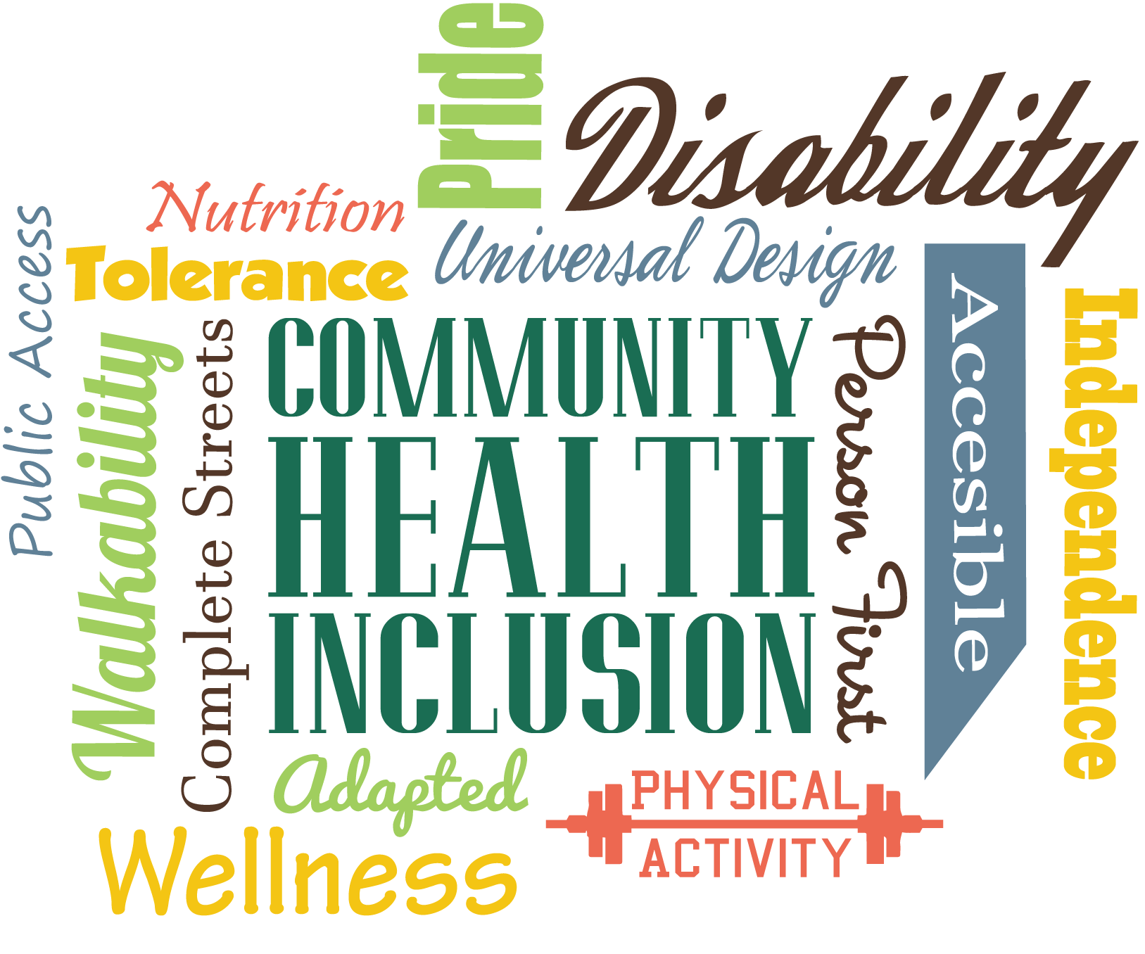 definition of inclusion : nchpad - building healthy inclusive
