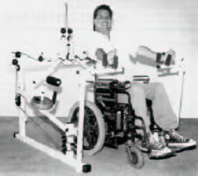 rickshaw exercise machine