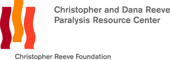 Christopher and Dana Reeve Paralysis Resource Center logo