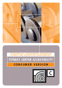 AIMFREE Fitness Center Accessibility (Professional Version)