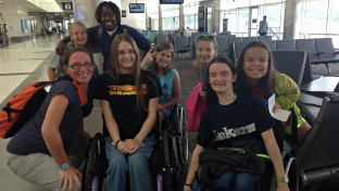 Traveling as a Youth with a Disability