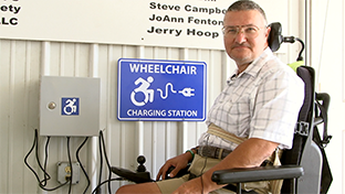 Reaching People with Disabilities Through Healthy Communities