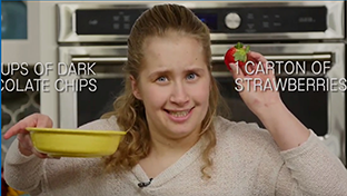 The Awesome Mary Cooking Show