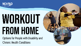Inclusive Home Workouts