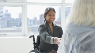 The issues of employment for people with disabilities