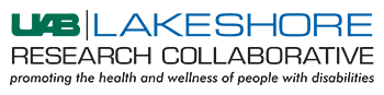 UAB/Lakeshore Foundation Collaborative Logo